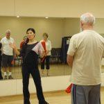 Master Rose Wang Teaching